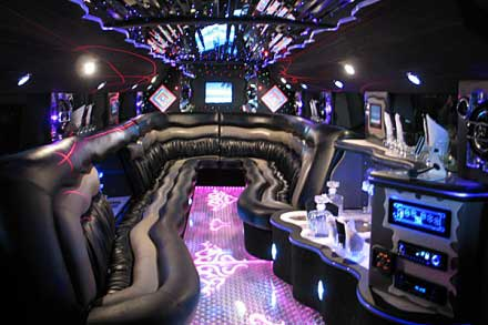 limousine huren bij stripstars