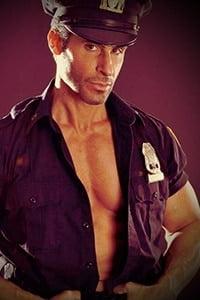 Politie stripper met de leukste show huur je bij Stripstars